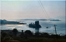 NM9247 : Castle Stalker by David Dixon
