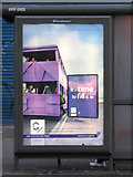 TQ4077 : 2011 Census poster by Stephen Craven