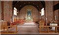 TQ4158 : St Mark, Church Road, Biggin Hill - Chancel by John Salmon
