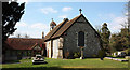 TQ4162 : Keston Church by John Salmon