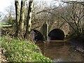 SS7408 : Calves Bridge by Derek Harper