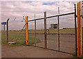 NS4666 : Gate Eleven, Glasgow Airport by wfmillar