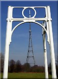 TQ3370 : Crystal Palace replica, Crystal Palace Park by Julian Osley