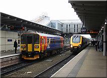 SK3635 : Derby Midland Station by John Sutton