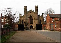 SK3436 : Derby: St John the Evangelist by John Sutton