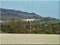 TQ6761 : Low voltage power line by Robin Webster