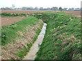 TF2226 : Ditch on Old Fen Lane by Richard Humphrey