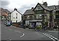 SD3097 : Yewdale Hotel, Coniston by michael ely
