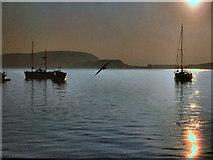 NM8529 : Oban Bay by David Dixon
