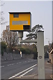 SX9473 : Teignmouth : Dawlish Road Speed Camera by Lewis Clarke