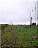 Q8155 : Knocknagarhoon Castle, Site of by Roger Diel
