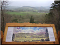 SJ1962 : Viewpoint in Loggerheads Country Park by John S Turner