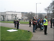 TQ2879 : TUC March for the Alternative (130) by Basher Eyre