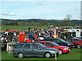 SO3772 : Brampton Bryan Point to Point 2011 by Peter Evans