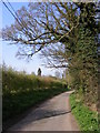 TM3461 : The Grove, Great Glemham by Geographer