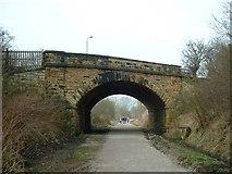SK2169 : Baslow Road Bridge by John M