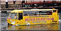 J3474 : Amphibious bus, Belfast (13) by Albert Bridge