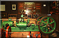 TF9834 : Thursford collection - stationary steam engine by Chris Allen