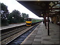 SO7845 : Great Malvern Station, South End by Rob Newman