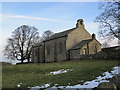 NZ0182 : Church of St Wilfred, Kirkharle by Les Hull