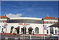 TQ8109 : White Rock Theatre by N Chadwick