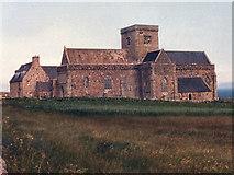 NM2824 : Iona Abbey by David Dixon