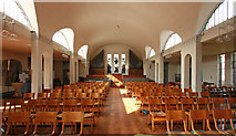 TQ2776 : Christ Church & St Stephen, Battersea Park Road - by John Salmon