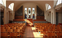 TQ2776 : Christ Church & St Stephen, Battersea Park Road - West end by John Salmon