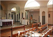 TQ2776 : Christ Church & St Stephen, Battersea Park Road - Interior by John Salmon