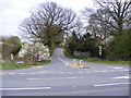 TM3764 : Kelsale Road, Kelsale Cum Carlton by Adrian Cable