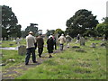 TQ1404 : A guided tour of Broadwater & Worthing Cemetery (62) by Basher Eyre