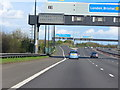 ST4387 : Junction 23 by Colin Smith