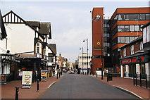 SJ9223 : Bridge Street, Stafford by Bill Boaden