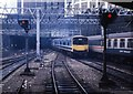 SP0686 : Birmingham New St Station in 1987 by Rob Newman