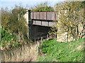 TL5563 : Railway bridge over Swaffham Bulbeck Lode by John Sutton