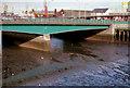 J3474 : Weir and cross-harbour bridges, Belfast (34) by Albert Bridge