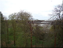 TQ1876 : View of the opposite side of the Xstrata Treetop Walkway by Robert Lamb