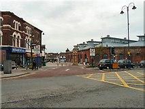 SJ9499 : Market Street by Gerald England