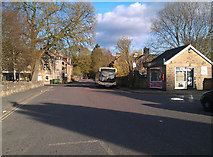 SK2572 : Nether End, Baslow by David Lally