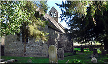 SP4808 : St. Margaret's Church, Binsey by Des Blenkinsopp