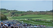 ST5295 : General view, Chepstow Racecourse by Ruth Sharville