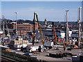 J2664 : Construction work - Bow Street mall by The Carlisle Kid