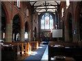 TQ2572 : St Luke's church: interior  by Stephen Craven