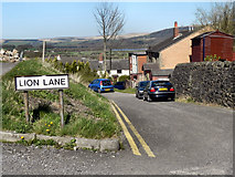 SD6110 : Lion Lane, Blackrod by David Dixon