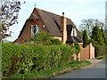 SO9561 : Old School, Broughton Green by Chris Allen