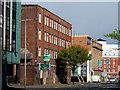 J3474 : Former tea warehouse, Belfast (2) by Albert Bridge