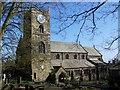 SE0237 : St. Michael & All Angels, Haworth by Geoff Pick