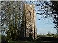 TL6968 : St. Nicholas; the parish church of Kennett by Robert Edwards