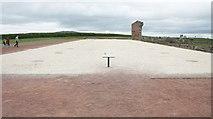 SJ5608 : Basilica, Wroxeter Roman City by Bob Embleton