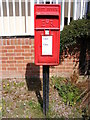 TM2858 : The Street Postbox by Adrian Cable